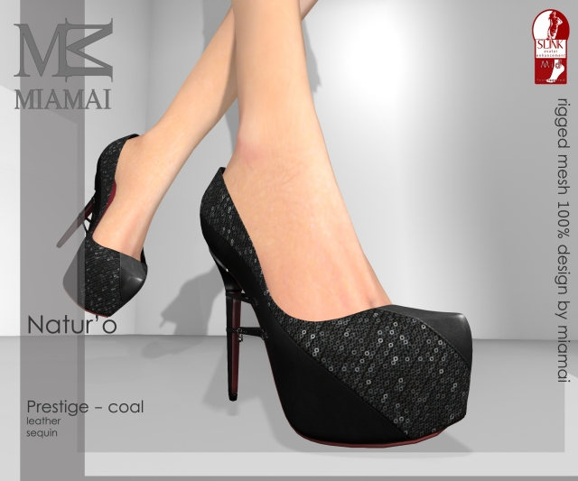 MIAMAI_Natur'O leather (pumps) Prestige_add-on Slink - ADS