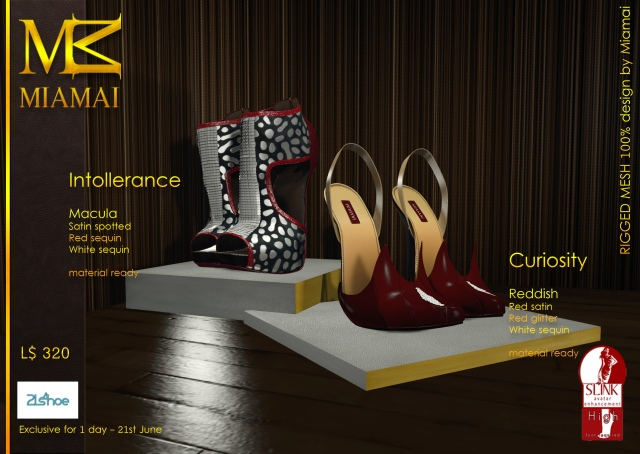 Miamai_21shoes - 21st June - ADS