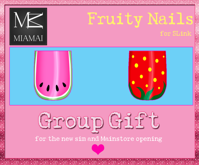 Miamai_FruityNailsGroupGift_AD