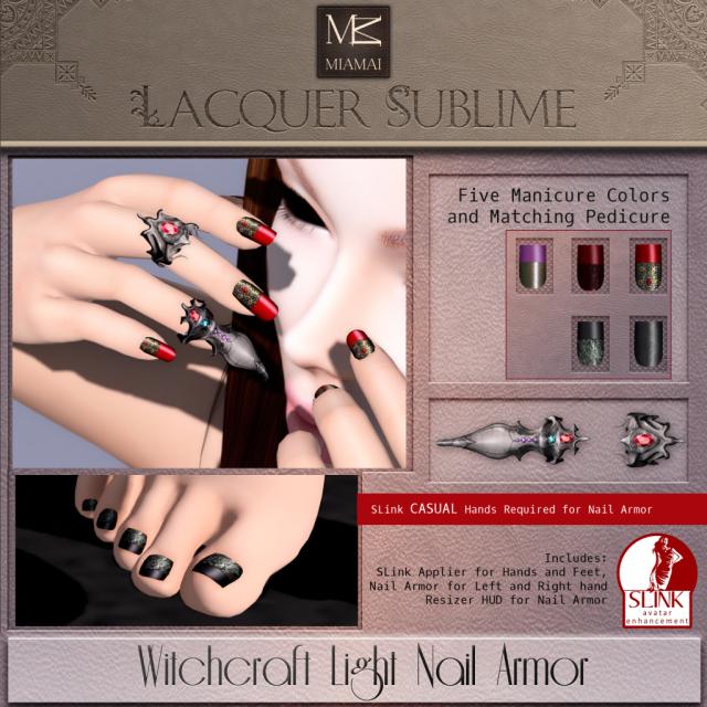 Miamai_LacquerSublime_WitchcraftLightArmorCasual