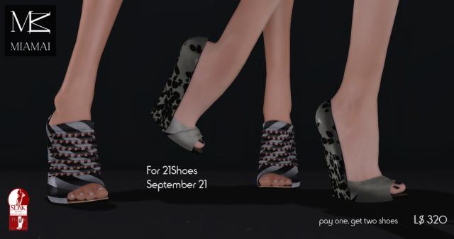 MIAMAI_Indifference & Regan - 21Shoes September'14 (Slink High) logo