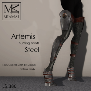 Miamai_Artemis_hunting boots_Steel_ADs