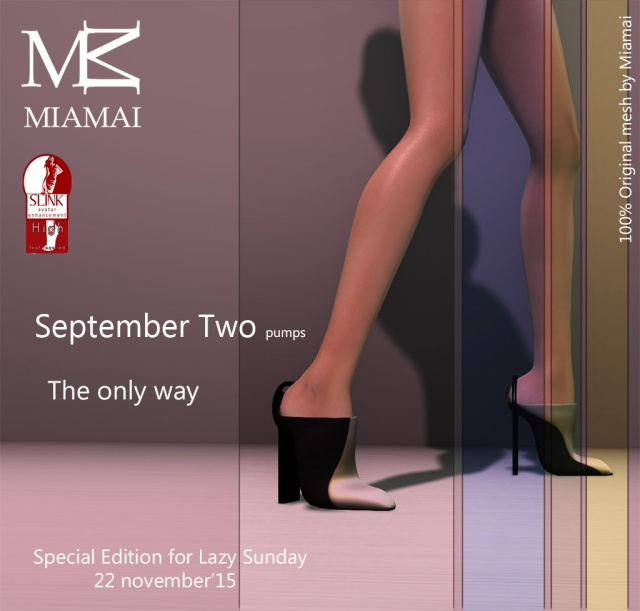 Miamai_September Two - The only way (Slink High) for Lazy Sunday [553406]